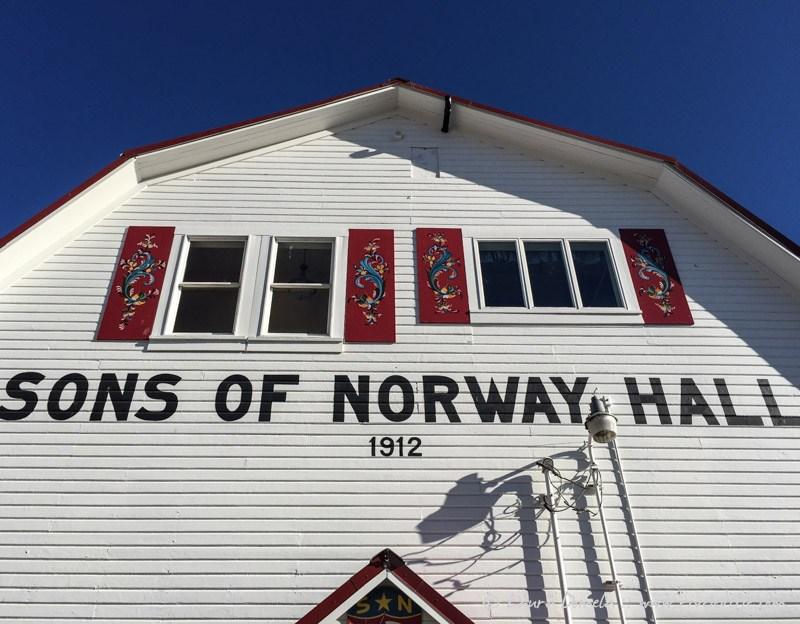 Sons of Norway Hall, Petersburg AK