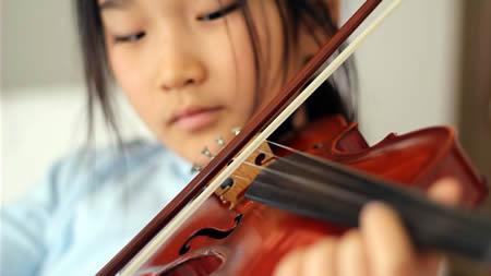 将来のバイオリニスト