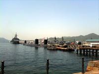 海上自衛隊の呉基地