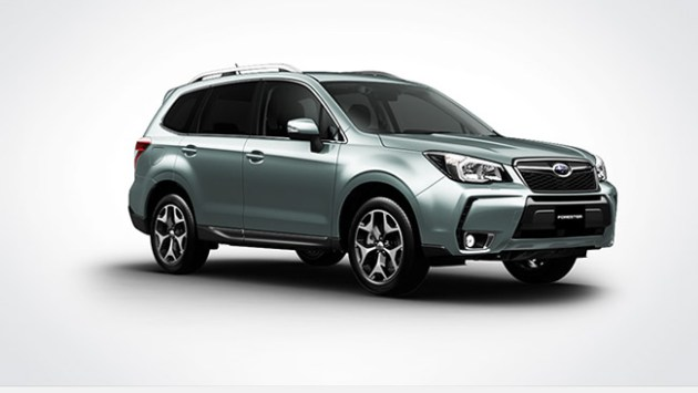 FORESTER 2.0 XT Eyesight