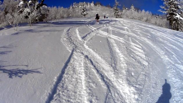 安比高原スキー場 西森山ゲレンデ