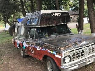 antigua camper