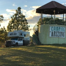arizona new years eve camping arizona