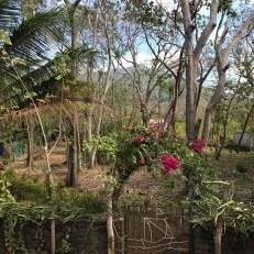 ometepe view from back door