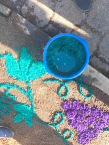 sawdust colors