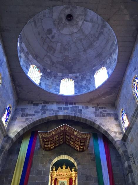 a church rotunda