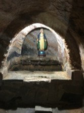 monastary original cave