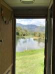 raquira view from doorway