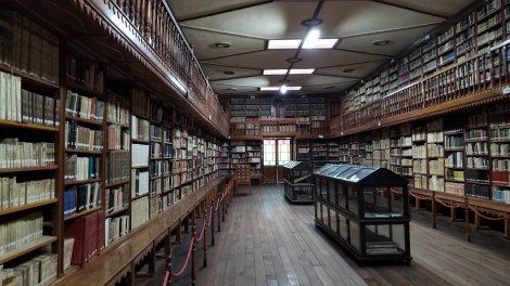 convento santa rosa library .JPG