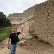 fort of paramonga size mike