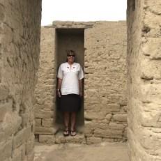 fort of paramonga storage niche