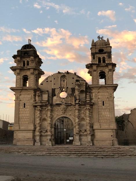 san jose abandoned church