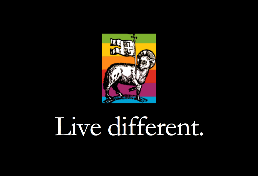 Live Different: If Steve Jobs Translated the Beatitudes