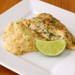 Slow Cooker Margarita Chicken with Rice