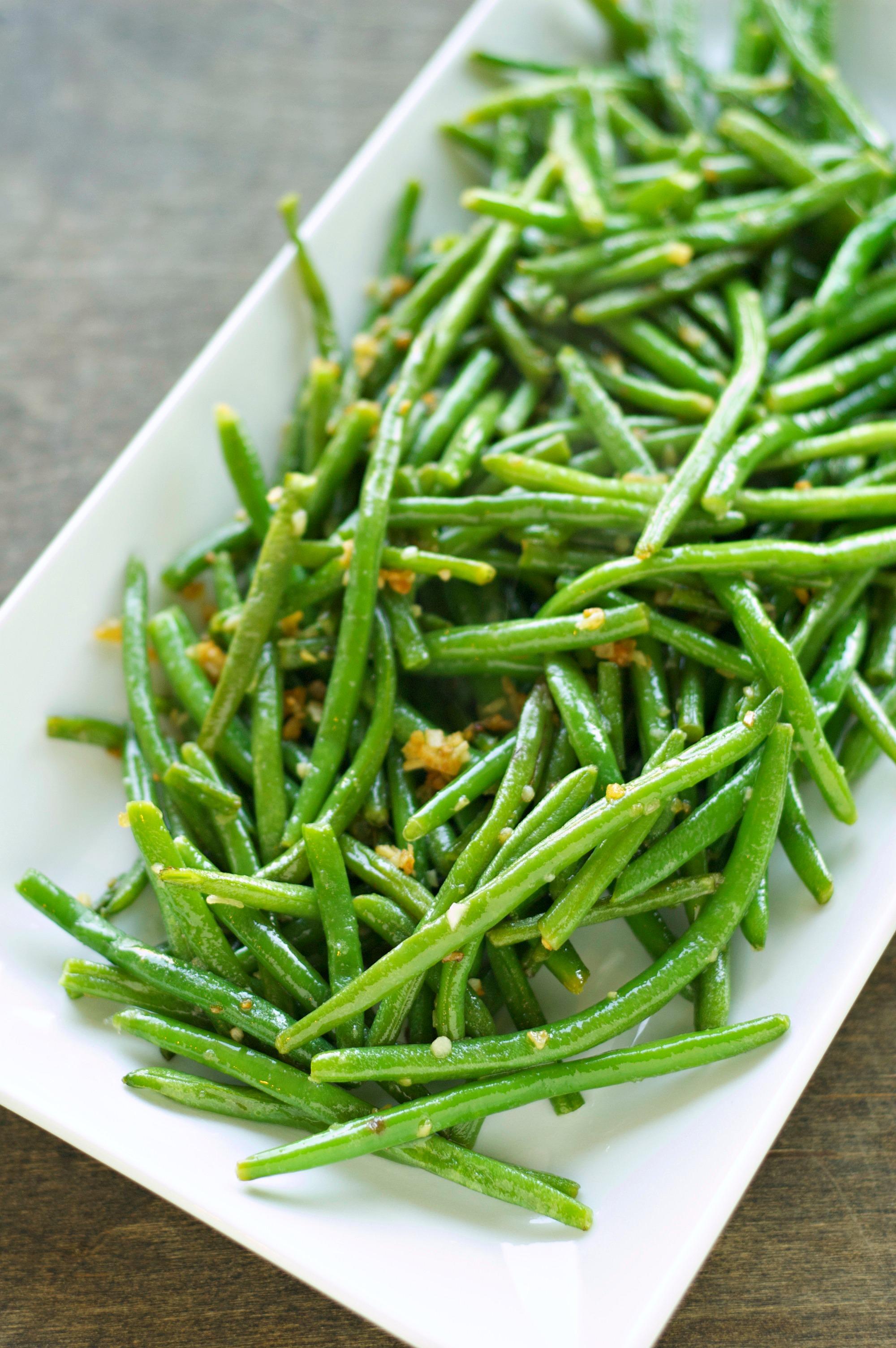 Crisp Green Beans