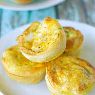 Crescent Breakfast Puffs