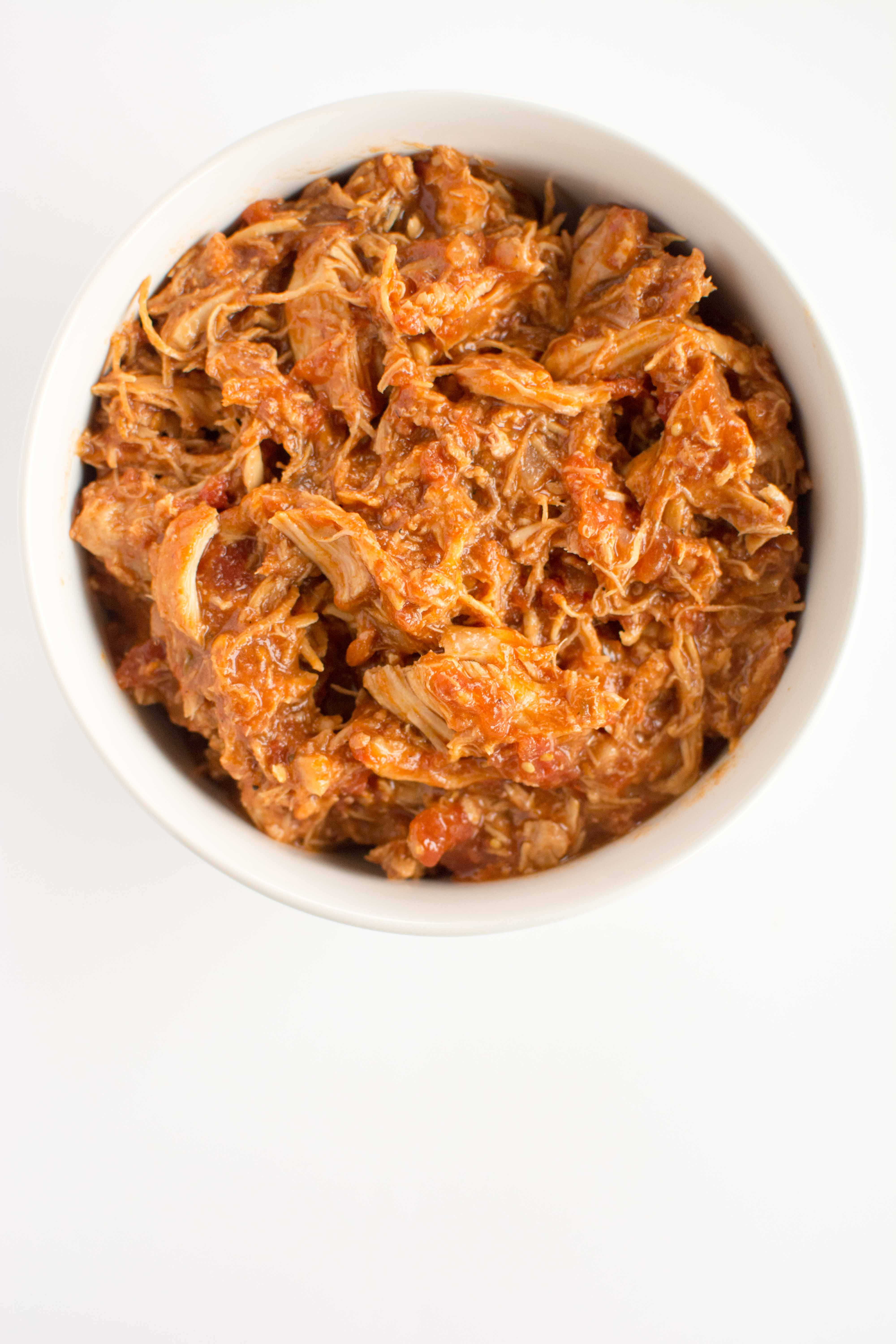 Slow Cooker Chicken Tinga-4