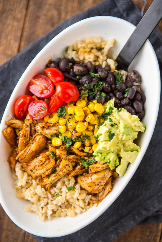 Vegan Bowls Breakfast