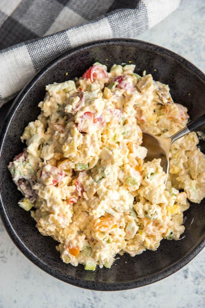 Saltine Cracker Salad Dauphin Island Slow Cooker Gourmet