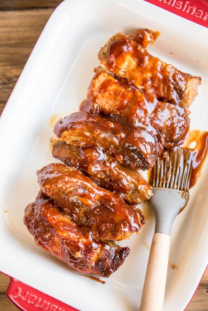 Crockpot asian boneless country style ribs