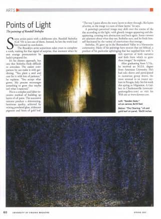 University of Virginia Magazine, Spring 2007