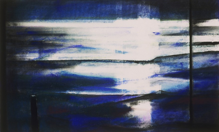 Jersey Drift 1 by Randall Stoltzfus