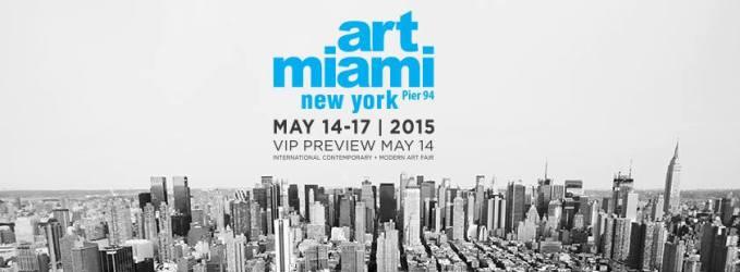 Art Miami New York 2015 Logo