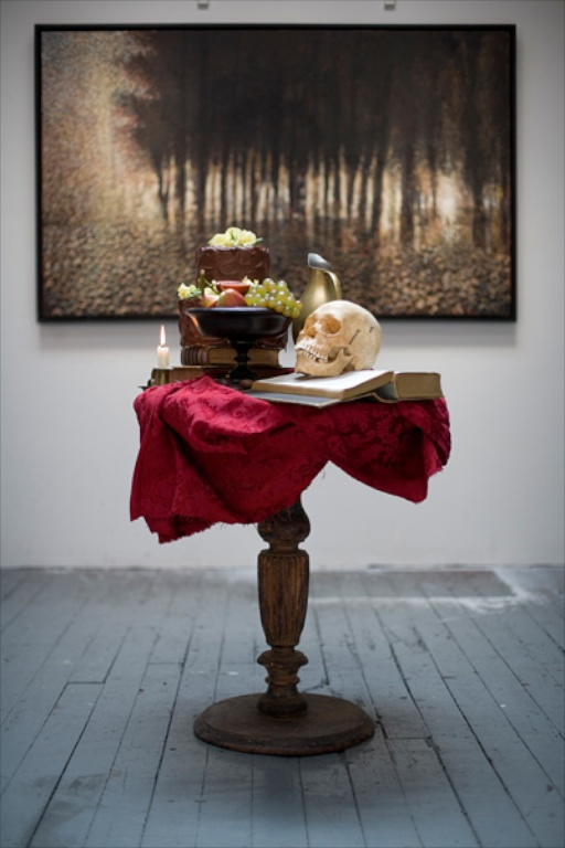"""Out, out, brief candle"" 