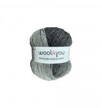 Cassiopeia fra wool 4 You farveskiftegarn bæredygtigt garn Præstø