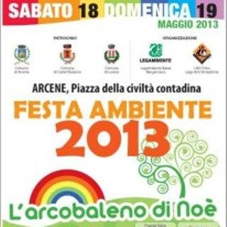 festa ambiente Arcene 2013