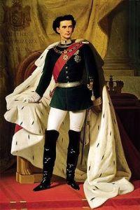 290px-De_20_jarige_Ludwig_II_in_kroningsmantel_door_Ferdinand_von_Piloty_1865