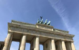 Sehenswürdigkeiten: Brandenburger Tor / Foto: Larissa Vassilian
