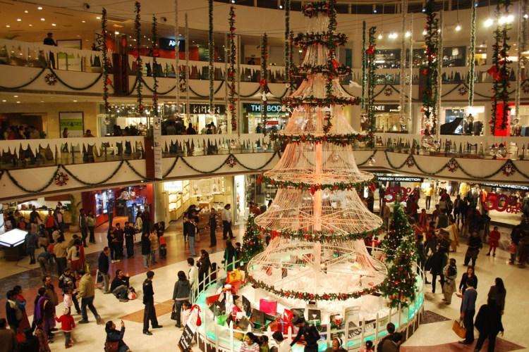 zakupy świątecznie