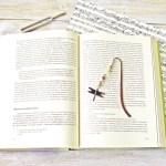 Jak zrobić efektowną zakładkę do książki?