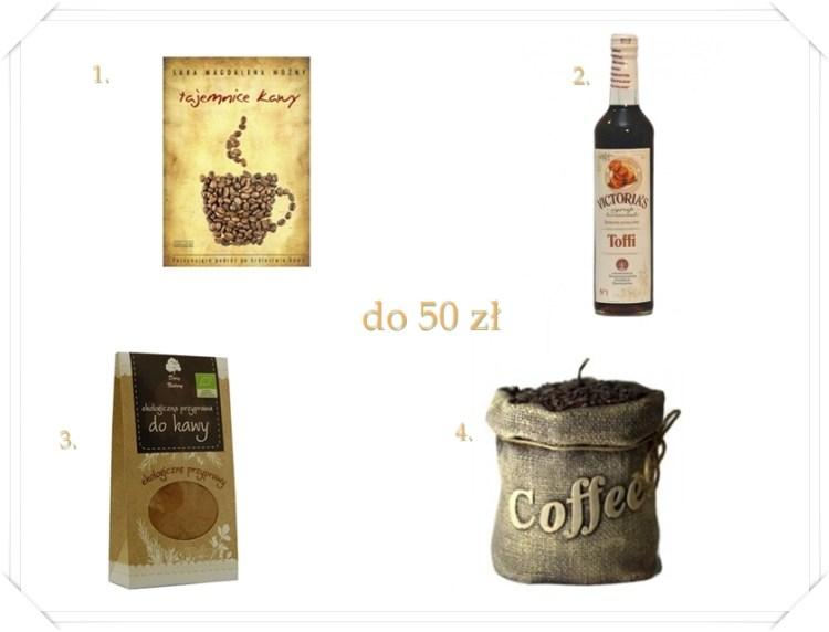 prezent dla amatora kawy za mniej niż 50 zł
