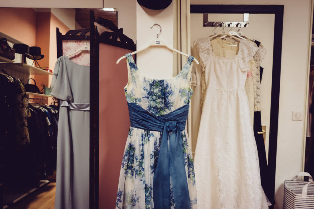 Slow in Liege - Atelier de couture de Marie Lovenberg - Confection vêtements sur mesure - Slow fashion
