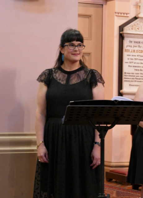 Louisa Billeter Musician