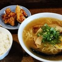 北摂豊中:ニジイロ食堂でボリューム満点の絶品鶏そばを頂く!
