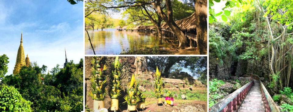 Visiter le Cambodge en 3 semaines Battambang