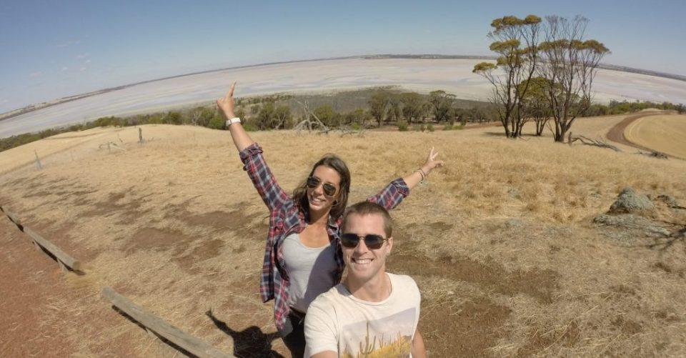 Lac de Dumbleyung australie