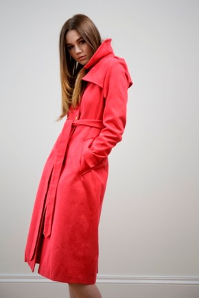 Raey Rose Trench Coat