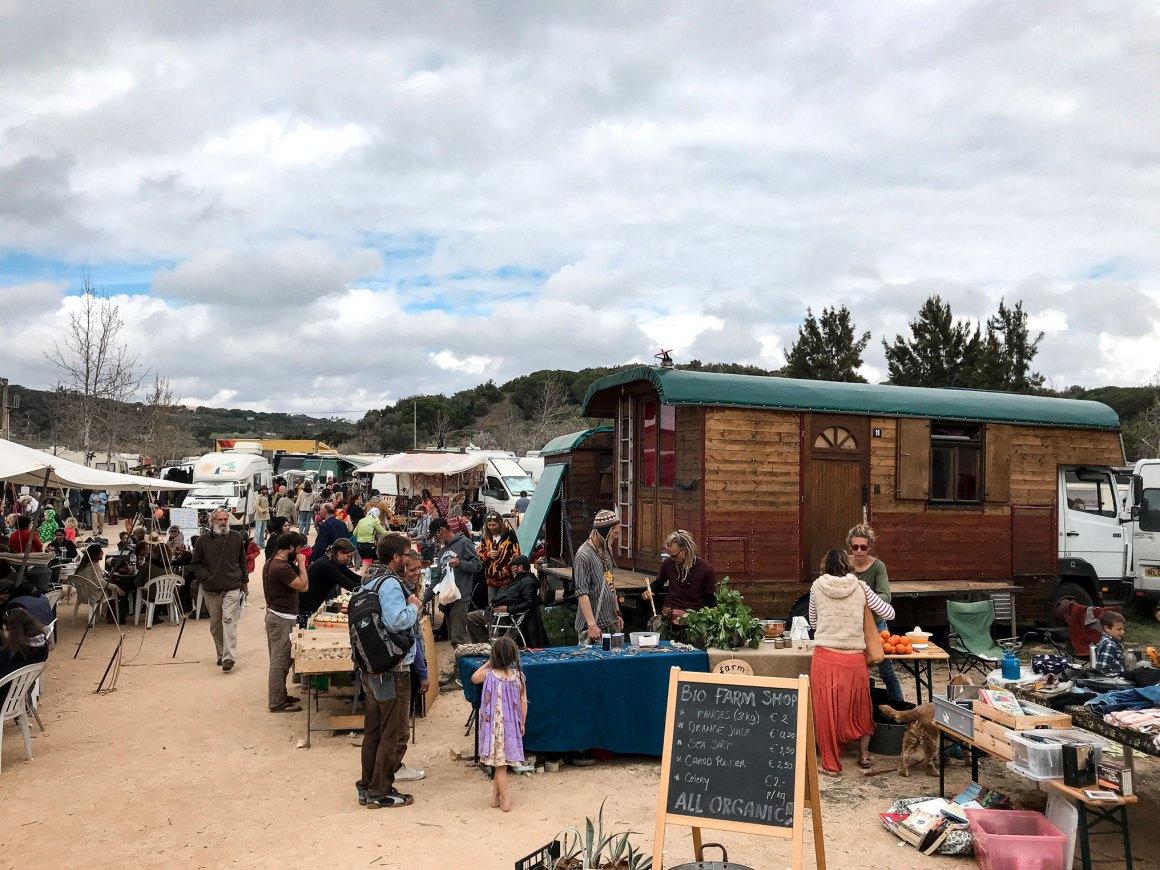 people at Best Flea Market In Algarve