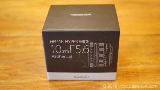 Voigtlander Heliar-Hyper Wide 10mm F5.6 Aspherical フォクトレンダー ヘリアーハイパーワイド10ミリF5.6アスフェリカル