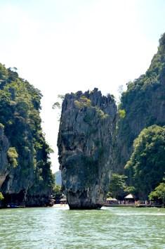 Phang Nga Bay - Khao Phing Kan (James Bond Island)
