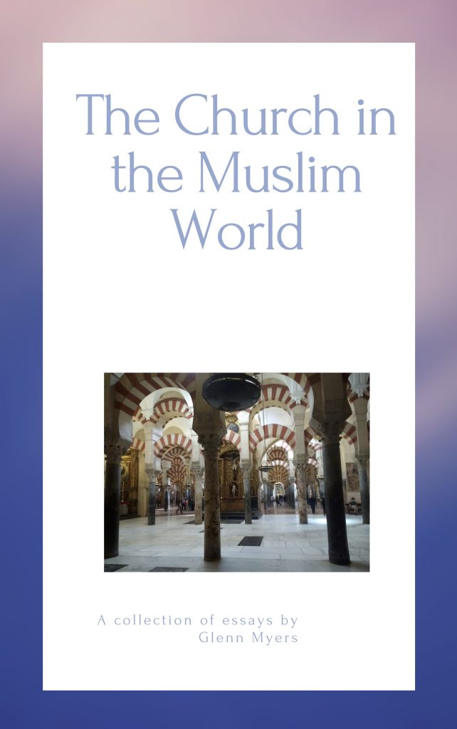 The church in the Muslim world cover