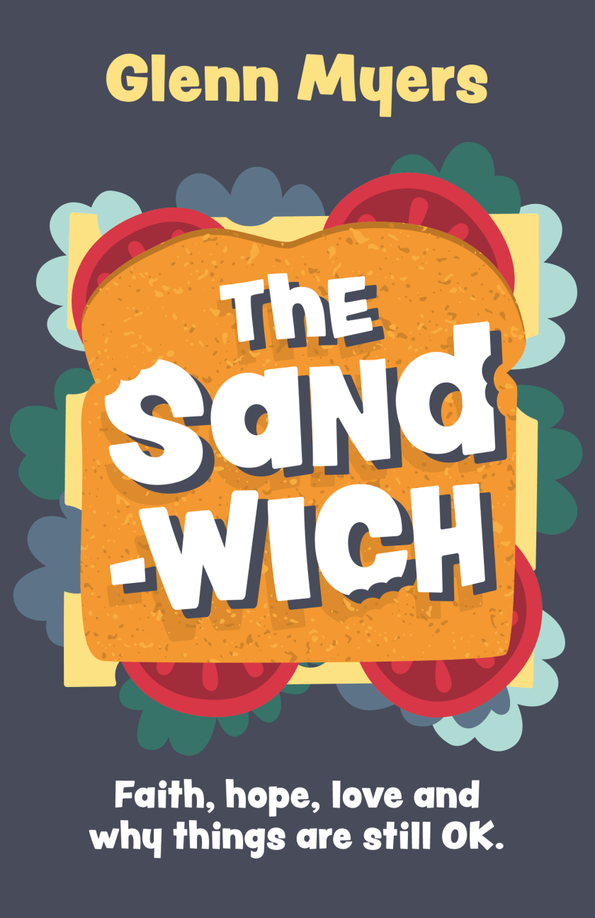 The Sandwich cover