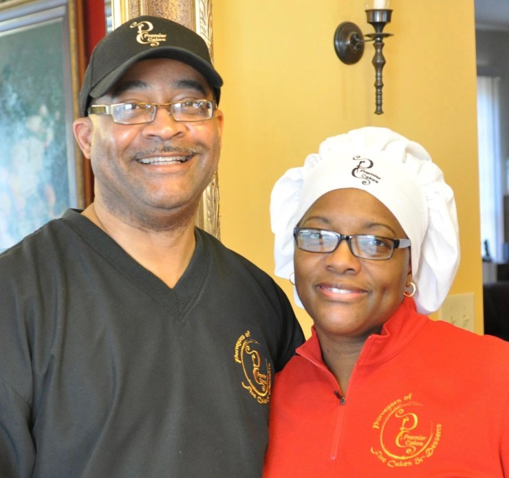 Premier Cakes Bobby and Tracy Outlaw.cropped