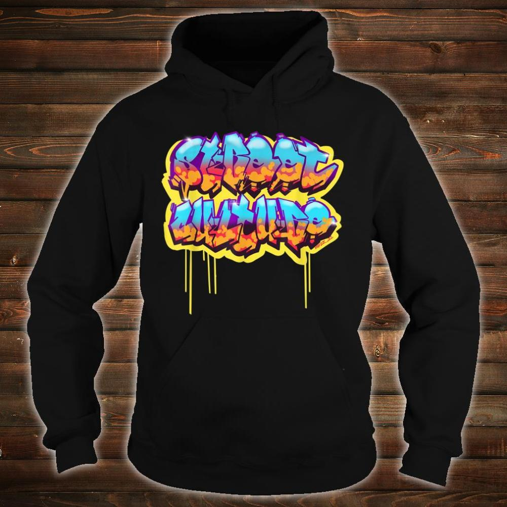 """Street Culture GraffitiStyle Urban Shirt hoodie"