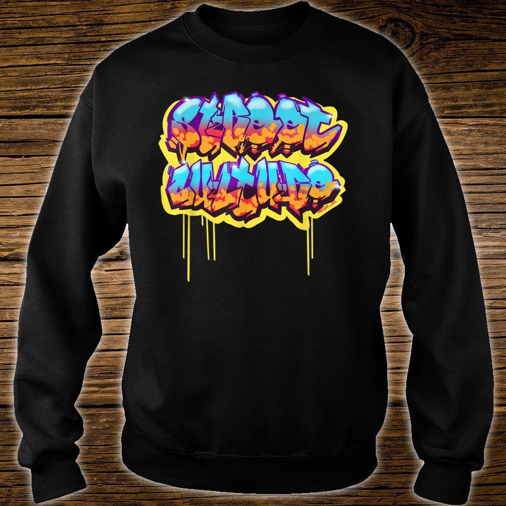 """""""Street Culture GraffitiStyle Urban Shirt sweater"""