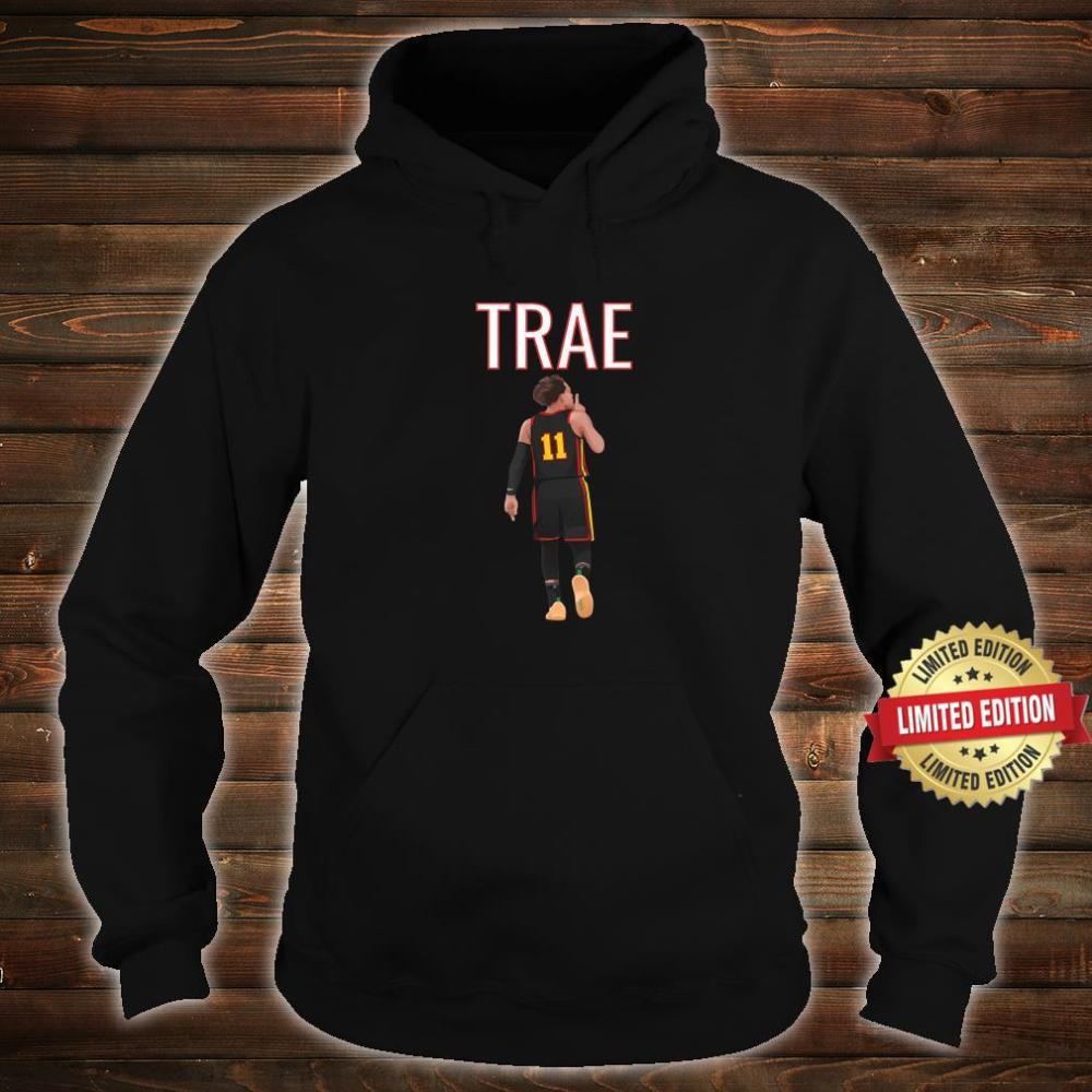 Trae Young Shhh Quiet Shirt hoodie